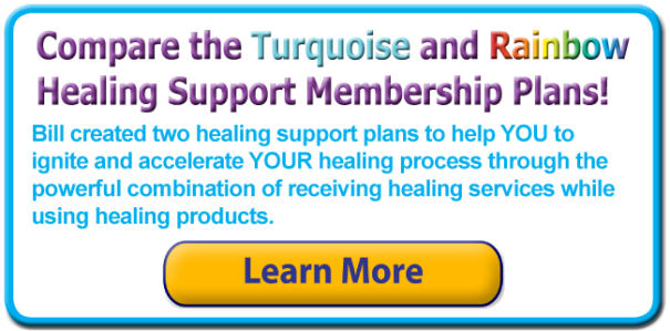 Energy Healing Support Plans Graphic